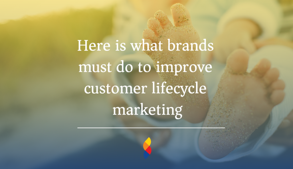 Improve Customer lifecycle marketing through branding