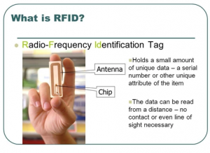 Retail businesses can use RFID to improve customer loyalty