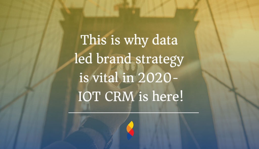why data led brand strategy is vital