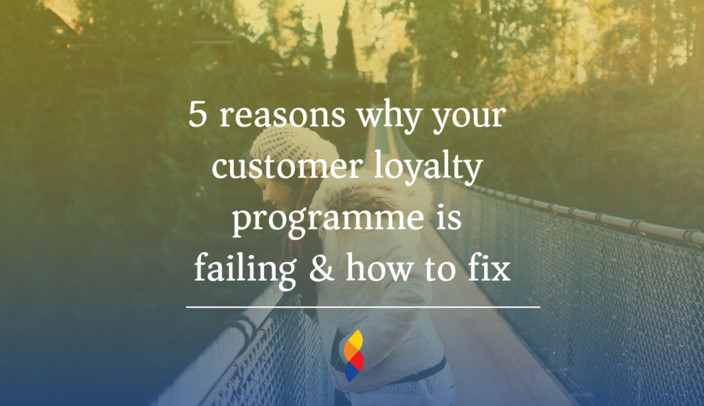 How to improve your customer loyalty programme