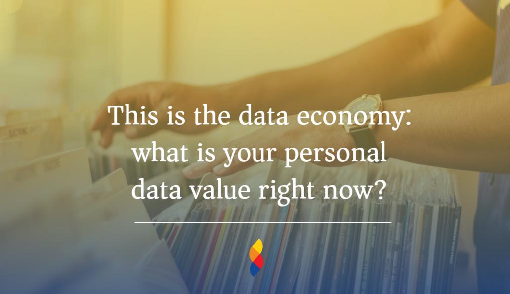 Understanding personal data value