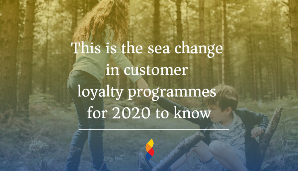 Customer loyalty strategy in 2020