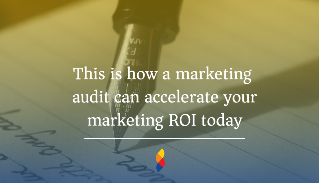 Improve ROI with marketing audit