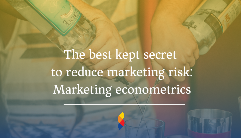 The best kept secret to reduce marketing risk: Marketing econometrics