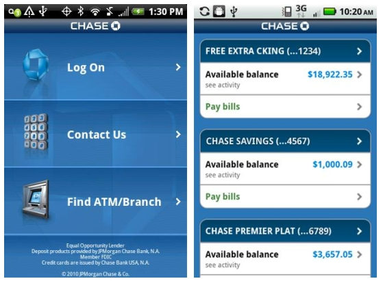 Chase took their customer service differentiation further by being one of the first to allow check deposits through mobile banking.
